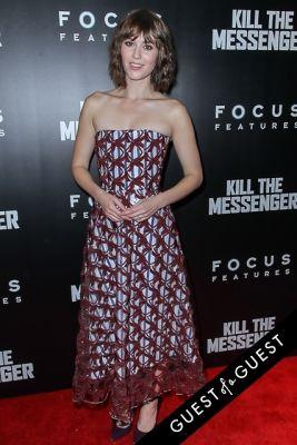 mary elizabeth-winstead in Kill The Messenger Movie Premiere