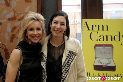 jill kargman in Front Row kick off event- Jill Kargman's Arm Candy at Ginger