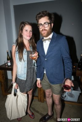 brian matzner in Launch Party in Celebration of Zady