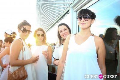 marya mezzatesta in New Museum's Summer White Party