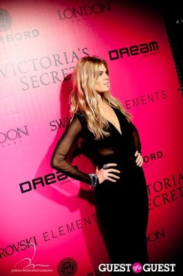 maryna linchuk in Victoria's Secret 2011 Fashion Show After Party