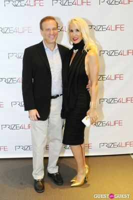 tracey stern in The 2013 Prize4Life Gala