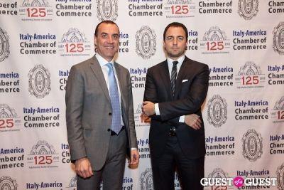 alberto bruni in Italy America CC 125th Anniversary Gala