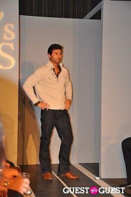 mathew hebert in Luke's Wings Fashion Takes Flight