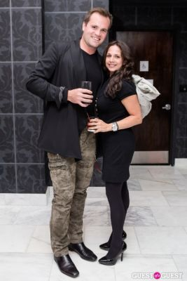 matt butler in NYFA Hall of Fame Benefit Young Patrons After Party