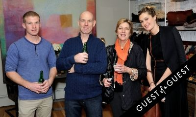 diane toland in V CURATED private launch
