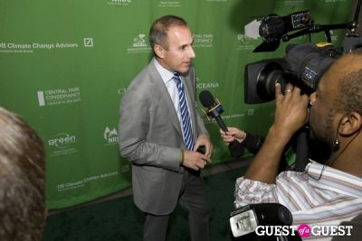 matt lauer in Christies Green Auction