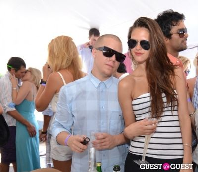 matt levine in Day and Night Brunch July 4th Weekend