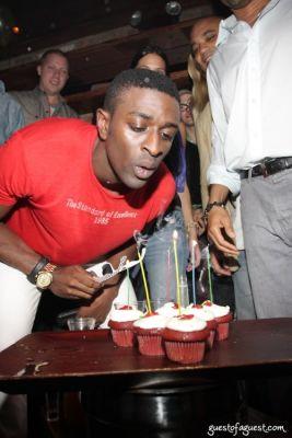 matt levine in Naeem Delbridges Birthday