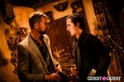 tom punch in WANTFUL Celebrating the Art of Giving w/ guest hosts Cool Hunting & The Supper Club