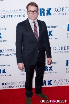matthew broderick in RFK Center For Justice and Human Rights 2013 Ripple of Hope Gala