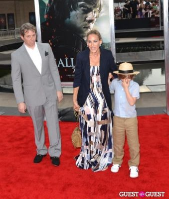 sarah jessica-parker in Harry Potter And The Deathly Hallows Part 2 New York Premiere
