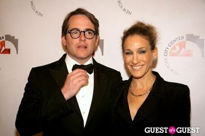 sarah jessica-parker in NYC Center Reopening Gala
