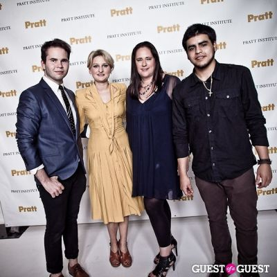 matthew bruch in The Pratt Fashion Show with Honoring Hamish Bowles with Anna Wintour 2011