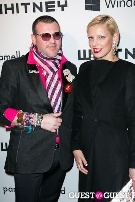 matthew lauretti in Whitney Museum of American Art's 2012 Studio Party