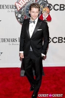 matthew morrison in Tony Awards 2013