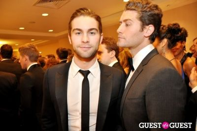 chace crawford in The White House Correspondents' Association Dinner 2012