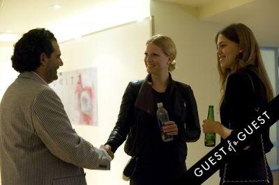 matthew moskowitz in Matthew Moskowitz Pop Up Art Reception