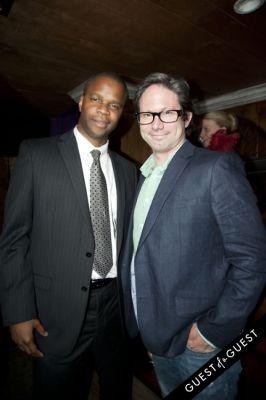 matthew panepinto-and-derrick-livingston in Paper Street Films Hosts a Special Screening of