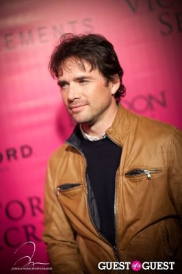 matthew settle in Victoria's Secret 2011 Fashion Show After Party