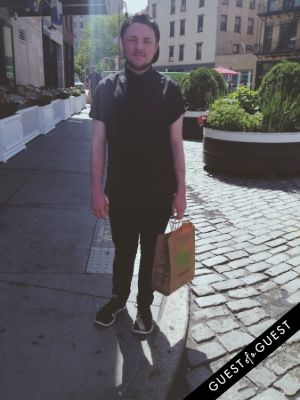 dennis quaid in Summer 2014 NYC Street Style