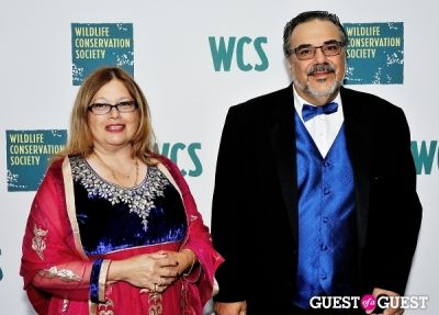 bob calamo in Wildlife Conservation Society Gala 2013