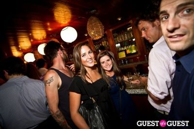 katie layden in Guest of a Guest Global Launch Party