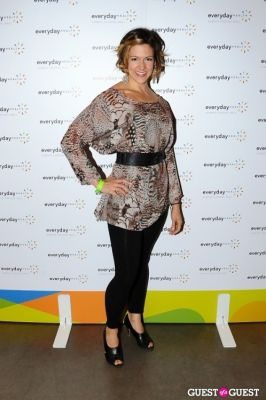 maurelle hamment in The 2012 Everyday Health Annual Party