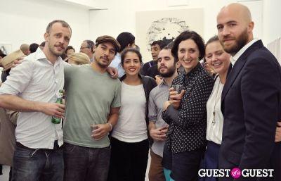gwenyth paltrow in Mauro Bonacina exhibition opening reception