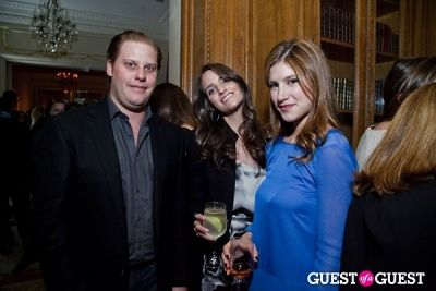 ali rachesky in Friends of Bezalel Young Leadership #AstorParty