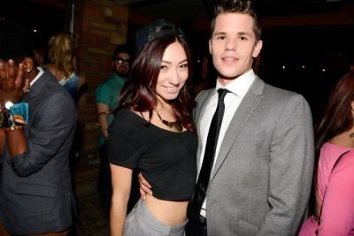 max carver in NYLON May Young Hollywood Issue Party 2013