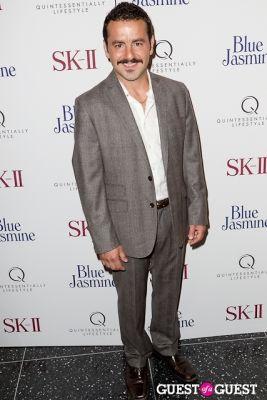 max casella in Blue Jasmine Premiere