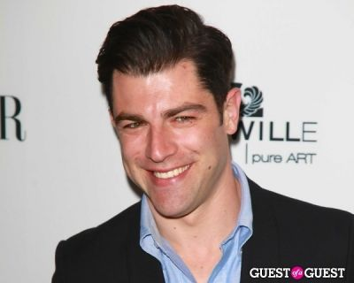 """max greenfield in Harper's Bazaar to Celebrate Cameron Silver & Christos Garkinos of Decades and Bravo's """"Dukes of Melrose"""""""