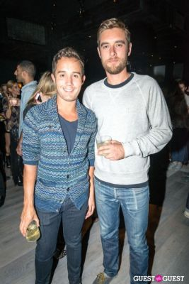 erik hanson in Oliver Theyskens Theory After Party