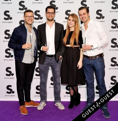 martijn burgman in Stylight U.S. launch event