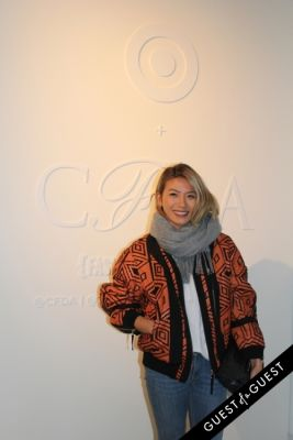 may kwok in CFDA + Target Accessories Incubator NYFW