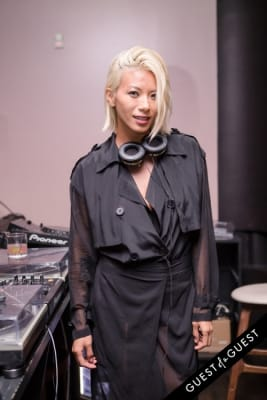 may kwok in The Untitled Magazine Legendary Issue Launch Party