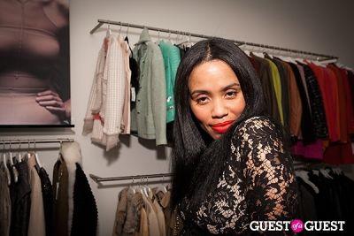 mayasha longe in Decades & Bea Szenfeld Art & Fashion  Hosted by B. Åkerlund