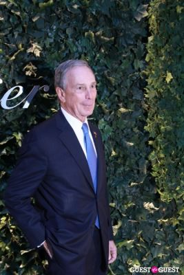 mayor michael-bloomberg in MoMA Benefit Gala