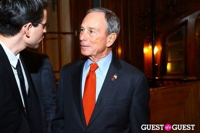 mayor michael-bloomberg in Harbor School Benefit: Celebrating 10 Years