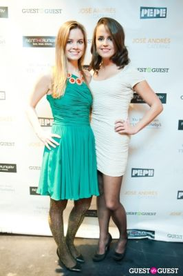 meagan riley in Hot 100 Party @ Capitale