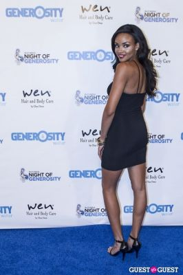 meagan tandy in Generosity Water Presents