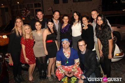 "talis lin in ""Sun-n-Sno"" Holiday Party Hosted By V&M (Vintage and Modern) and Selima Salaun"