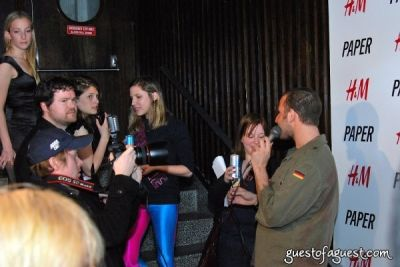 meg proznitz in Paper Magazine Beautiful People Party