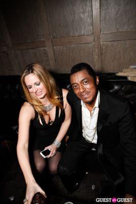 megan clark in Celebrity DJ'S, DJ M.O.S And DJ Kiss Celebrate Their Nuptials