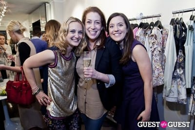sue link in The Well Coiffed Closet and Cynthia Rowley Spring Styling Event