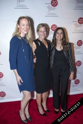 megan shattuck in Children's Rights Tenth Annual Benefit Honors Board Chair Alan C. Myers