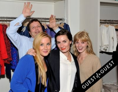 charlotte greenough in Egg Tribeca Grand Opening