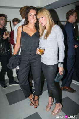 meggie wolcott in H&M and Vogue Between the Shows Party