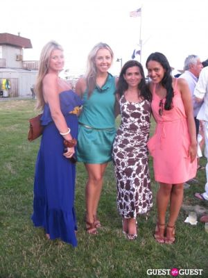 bryn poulos in Hamptons Magazine Annual Clam Bake